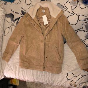 NWT Winter coat S/P never worn